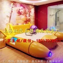 主题酒店情趣床火箭床宾馆电动床情侣震动床夫妻情趣床图片