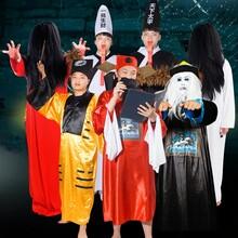 杭州万圣节服装租赁图片