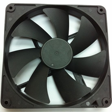 深圳厂家定做生产DC14025散热风扇大风量低噪音12V直流风扇