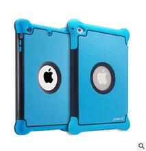 厂家热销ipad5苹果硅胶保护套防摔可支撑定制尺寸OEM