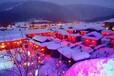 哈尔滨-中国雪乡-东升徒步穿越三日游