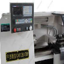 徐州整体床身数控车工厂CK6136图片