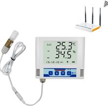 DY-WIFI环境温湿度实时监测系统--专业温湿度厂家-温湿度记录仪