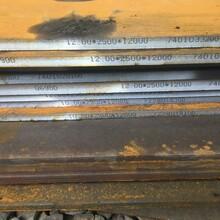 高强板Q420切割中厚板特厚板切割下料图片