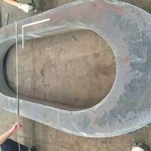 高强板Q460D切割整板特厚板中厚板切割下料图片