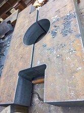 容器板锅炉板16MnDR数控火焰切割8-800毫米切割异形件