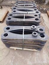 Q245R特厚板切割下料锅炉容器板法兰盘轴承座零割下料可切割图片