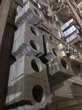 16MnDR容器板现货供应整板切割下料中厚板数控等离子火焰切割下料
