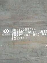 60si2mn可零割下料切割可按图纸切割下料图片
