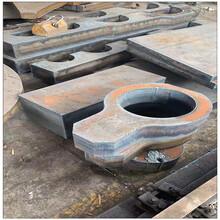耐磨板NM400整板切割下料特厚板中厚板零割下料图片