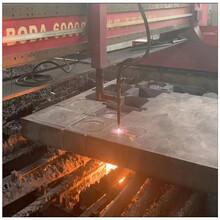 低合金Q355整板現貨可零割下料火焰切割下料圖片