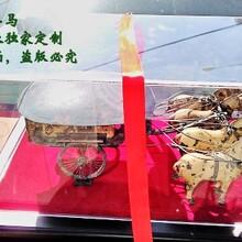 20年陕西青铜器老厂纯铜铜车马复制品工艺品秦始皇铜车马造型图片