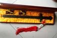 西安古錢幣劍禮盒裝,精美銅錢劍紀念品
