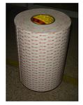 东莞原装正品3M4920双面胶0.4MM厚3MVHB泡棉胶带模切冲形图片