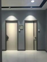 抗菌耐磨醫院專用門裝修工程門圖片