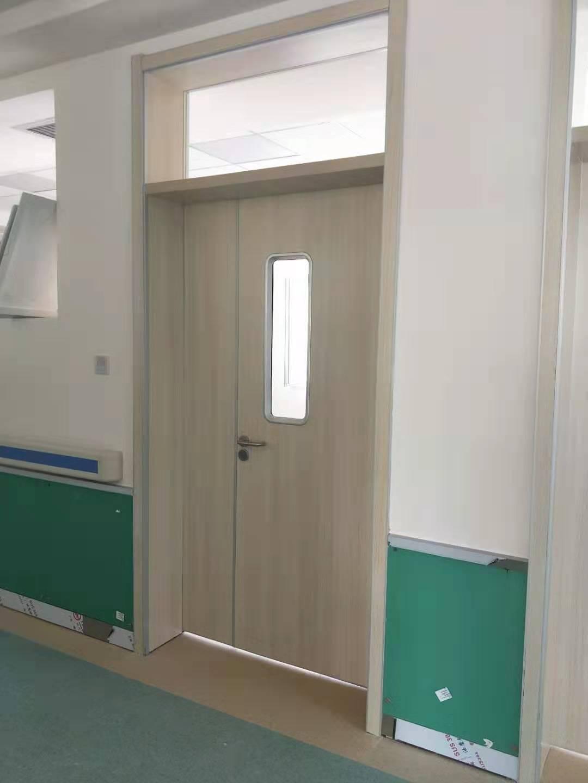 江蘇南京六合區醫院專用門價格實惠怡立特精品木門