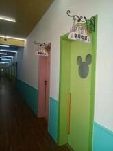 青岛幼儿园防夹手门德州裕隆图片