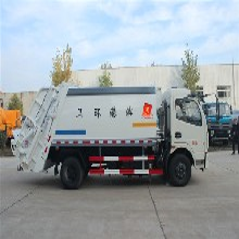 闵行压缩垃圾车多少钱一辆图片