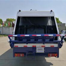昆明8方压缩垃圾车市场价格图片