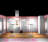 供应服装展示柜服装展示柜设计服装展示柜厂家深圳展柜厂