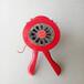 新华防LK-100手摇报警器消防预警警报器铝合金消防器材报警器