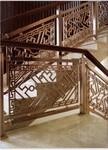 供应别墅铝板镂空雕花护栏、铝合金雕花护栏图片