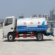 东风多利卡5吨多功能水车喷洒车厂家图片
