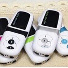 外贸插卡MP3礼品批发索尼有屏MP3直插式播放器图片
