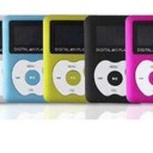 多彩铝合金MP3运动跑步随身听mp3插内存卡32GMP3图片
