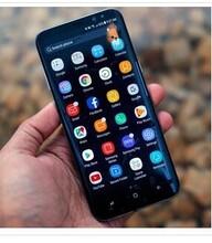 八核三星S8+手机6.1寸双曲屏S8+手机双卡手机三星原装屏6G+128G双网4G