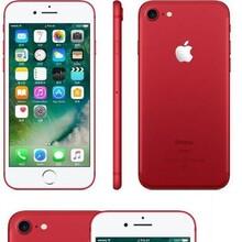 苹果iPhone7手机三星原装屏大红色三卡三待全网通4G4G/128G2000万像素图片