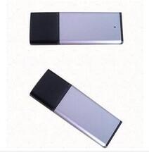 水晶U盘笔金属U盘笔优盘8g礼品U盘可订做LOGO