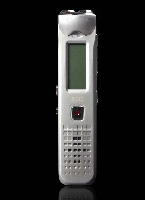 厂家直销8G专业高清超远距降噪双咪头MP3图片