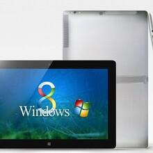 厂家直销双系统win8四核平板电脑英特尔8寸IPS屏正版图片