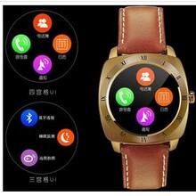 四核3G安卓系统GPS带WIFI防水可插SIM卡智能手表图片