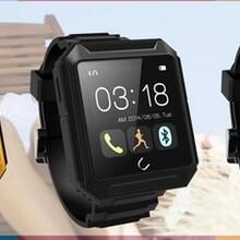 蓝牙智能穿戴gv08s插卡智能手表手机图片