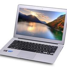 13寸全铝镁合金材质带背光键盘赛扬四核2G32G超极本超薄笔记本电脑图片