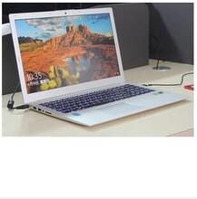 手提电脑低价14.1英寸超薄笔记本电脑全新四核轻薄便携学生办公游戏图片