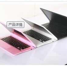 游戏超薄上网本14寸四核笔记本电脑手提便携超级商务本图片