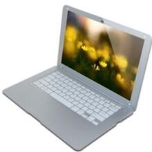四核刀锋版安卓14.1寸笔记本电脑超薄手提上网本1G8G无线ANDROID4.2图片