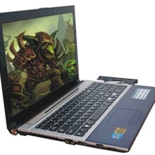 铝合金15.6英寸Windows7笔记本电脑赛扬双核1037U带DVD2G320G刻录光驱图片