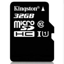 金士顿32g内存卡储存sd卡Class10行车记录仪tf卡手机内存卡图片