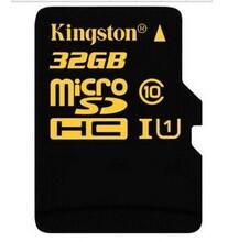 金士顿(Kingston)32GB90MB/sTF(MicroSD)UHS-IClass10高速存储卡土豪金图片