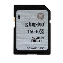 金士顿kingston16GB相机内存卡Class10读速80M/s高速SD相机存储卡图片