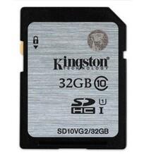 足量高端金士顿(Kingston)32GB80MB/sSDClass10UHS-I高速存储卡图片