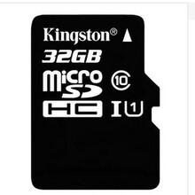 金士顿32GB80MB/sTF(MicroSD)Class10UHS-I高速存储卡图片