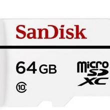 足量闪迪(SanDisk)MicroSDHC32GB行车记录仪+家庭监控摄像头存储卡图片