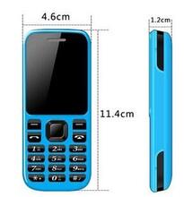 老人小批发手机彩色低价老人手机直板双卡大屏大字超长待机图片