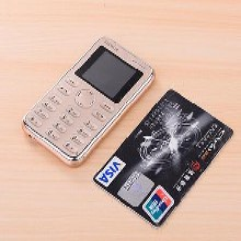 卡片手机迷你手机学生儿童男女名片手机厂家图片