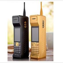 个性超长待机霸气手机新款复古正品大哥大手机KR999双卡双待图片